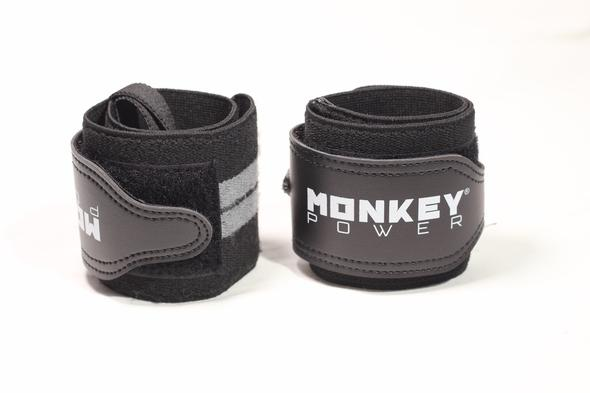 Muñequera Gris- Monkey Power
