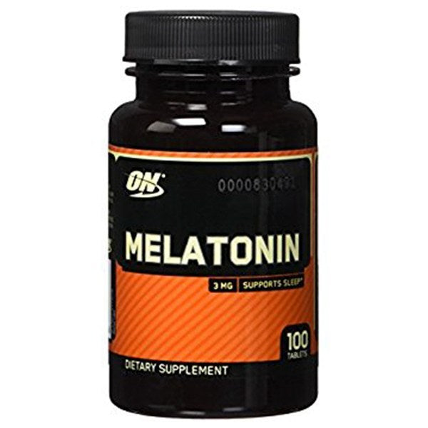 ON MELATONINA 3MG | 100 CAPS