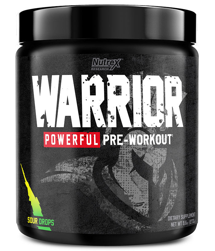 NUTREX WARRIOR PRE WORKOUT / WARRIOR SERIES