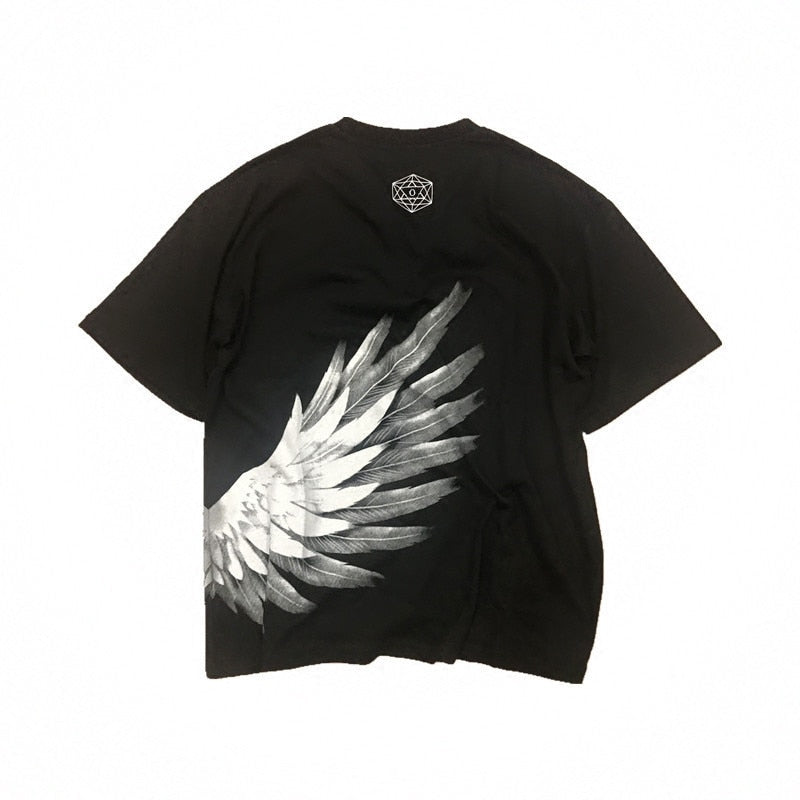 T-shirt - Angel wings