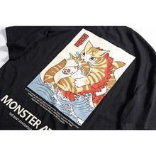 Charger l'image dans la galerie, T-shirt - Monster attack