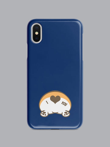 Corgi Butt Love snap case - Phone case