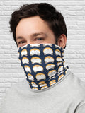 Corgi butt face mask / Neck Gaiter