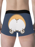 Corgi Butt Mens Boxer shorts