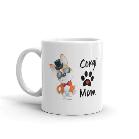 Corgi mum Coffee Mug - Mothers day