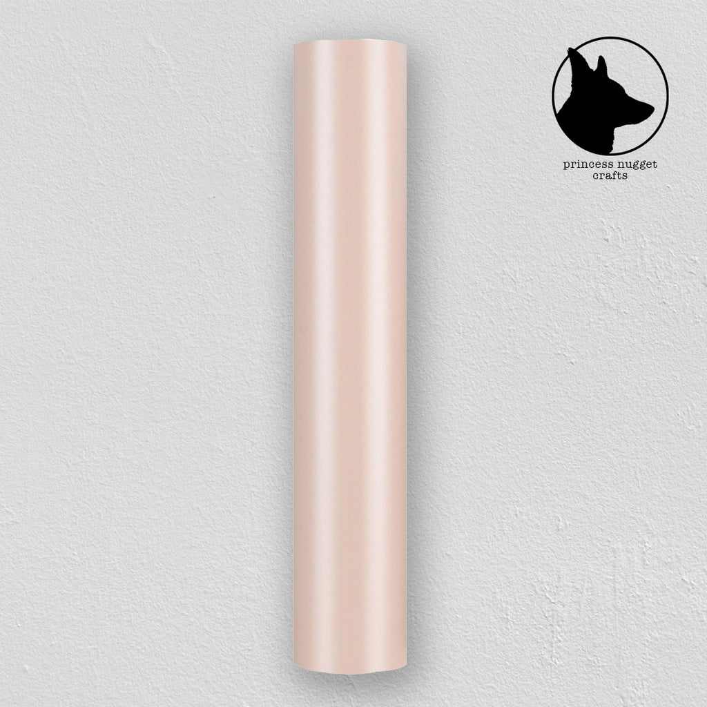 Matte Nude Pink vinyle - Princess Nugget Shop