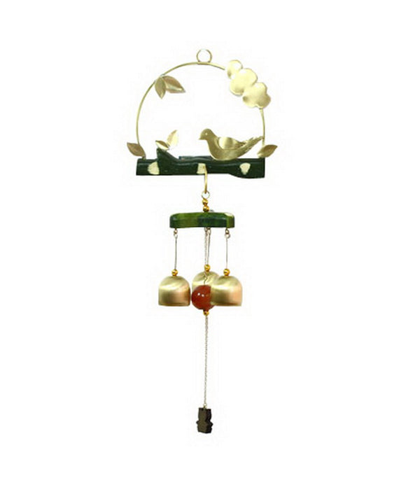 Indoor/Outdoor Decor Dove Wind Chime/ Doorbell