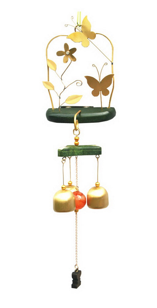 Indoor/Outdoor Decor The Flowers Wind Chime/ Doorbell