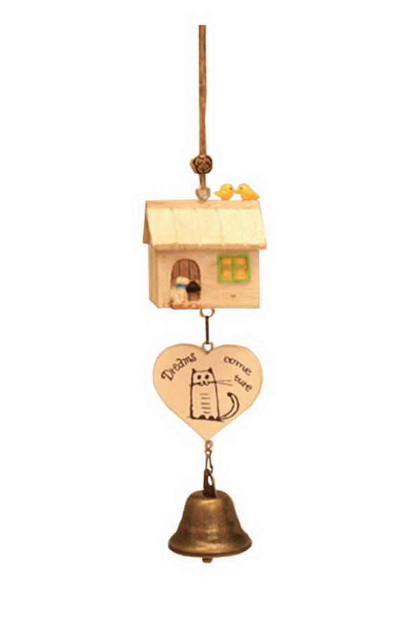 Indoor/Outdoor Decor The White House Wind Chime/ Doorbell