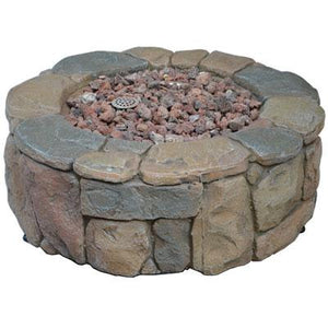 "Petra 28"""" Fire Pit"