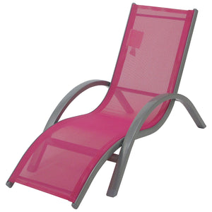 Beach Baby Kids Lounger - Pink