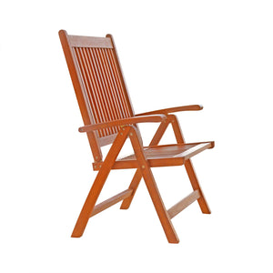 Eucalyptus Five Position Reclining Chair