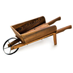 Country Flower Cart Planter 10013843