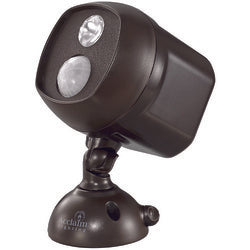 Acclaim Lighting Motion-activated Led Spotlight (bronze)