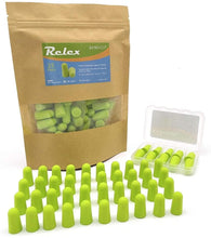 Load image into Gallery viewer, BUYBUYGO Relex Soft Foam Earplugs - 25 Pack