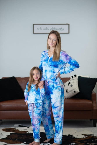 Mommy and Me Fall Lounge Sets - Adult