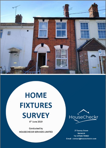 Home Fixtures Survey