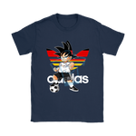 2018 World Cup Germany Team Goku Dragon Ball X Adidas Shirts | 2018 World Cup Adidas Dragon Ball Germany Mashup