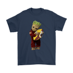 3D Groot I Love Washington Redskins Nfl Football Shirts | Football Groot Guardians Of The Galaxy Mashup Nfl