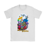 All You Need Is Love Yellow Submarine The Beatles Shirts