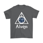 Always Love The Los Angeles Rams x Harry Potter Mashup Shirts