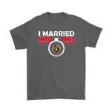 I Married Into Ottawa Senators Ice Hockey Nhl Shirts | Ice Hockey Married Nhl Ottawa Senators Sport