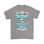 A Miami Dolphins Fan Merry Christmas God Bless America Shirts
