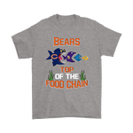 Chicago Bears Top Of The Food Chain NFL Shirts