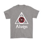 Always Love The San Francisco 49ers x Harry Potter Mashup Shirts