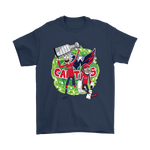Nhl Washington Capitals Stanley Cup Champions Rick And Morty Shirts | Champions Ice Hockey Mashup Morty Smith Nhl
