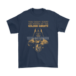 You Dont Know The Power Of The Vegas Golden Knights Shirts | Darth Vader Hockey Ice Hockey Nhl Sport
