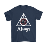 Always Love The Houston Texans x Harry Potter Mashup Shirts