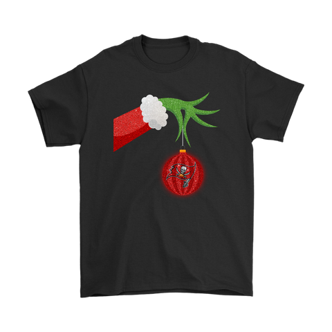 The Grinch Christmas Decoration Tampa Bay Buccaneers NFL Shirts