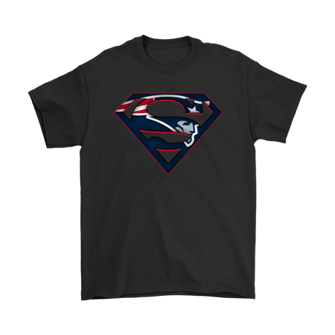 We Are Undefeatable The New England Patriots x Superman NFL Shirts