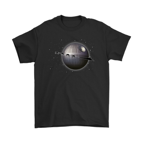Star Wars AT-AT Reindeer Christmas Death Star Shirts
