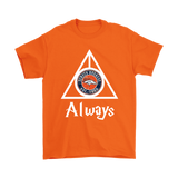 Always Love The Denver Broncos x Harry Potter Mashup Shirts