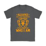 Alliance It's A Part Of Who I Am World Of Warcraft Shirts
