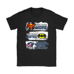 Youre About To Get Your Ass Kicked Columbus Blue Jackets Shirts | Batman Columbus Blue Jackets Dc Comic Ice Hockey Mashup