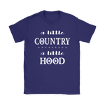 A Little Country A Little Hood Shirts | Country Country Girl
