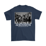 Aerosmith Making Panites Drop Since 1970 Shirts | Aerosmith Band Music Panites