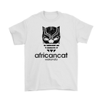 Africancat Wakanda Marvel Black Panther Adidas Mashup Shirts | Adidas African Animal Black Panther Cat