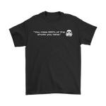 Aim For The Stars You Miss All The Shots Star Wars Shirts | Movie Star Wars Stormtrooper