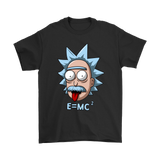 Albert Einstein Rick Sanchez Rick And Motry Shirts | Albert Einstein Mashup Rick And Morty