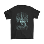 Alien Baby Body X-Ray Vision Shirts | Alien Horror
