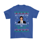 All I Want For Christmas Is Gotye Shirts | All I Want Christmas Gotye Holiday Singer