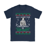 All I Want For Christmas Is Slim Dusty Shirts | Christmas Holiday Singer Slim Dusty
