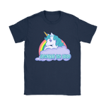 Always Be You Central Intelligence The Rock Unicorn Shirts | Animal Central Intelligence Mythical Creature The Rock Unicorn