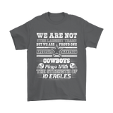 American Football Not The Largest But Proud One Dallas Cowboys Shirts | America Dallas Cowboys Football Nfl Sport