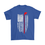 American Sports United States Of Golfs Shirts | American Flag Golf Sport