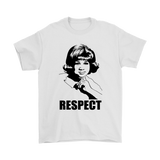 Aretha Respect Queen Of Soul Aretha Franklin Black And White Shirts | Aretha Franklin Music Musician Queen Of Soul Respect